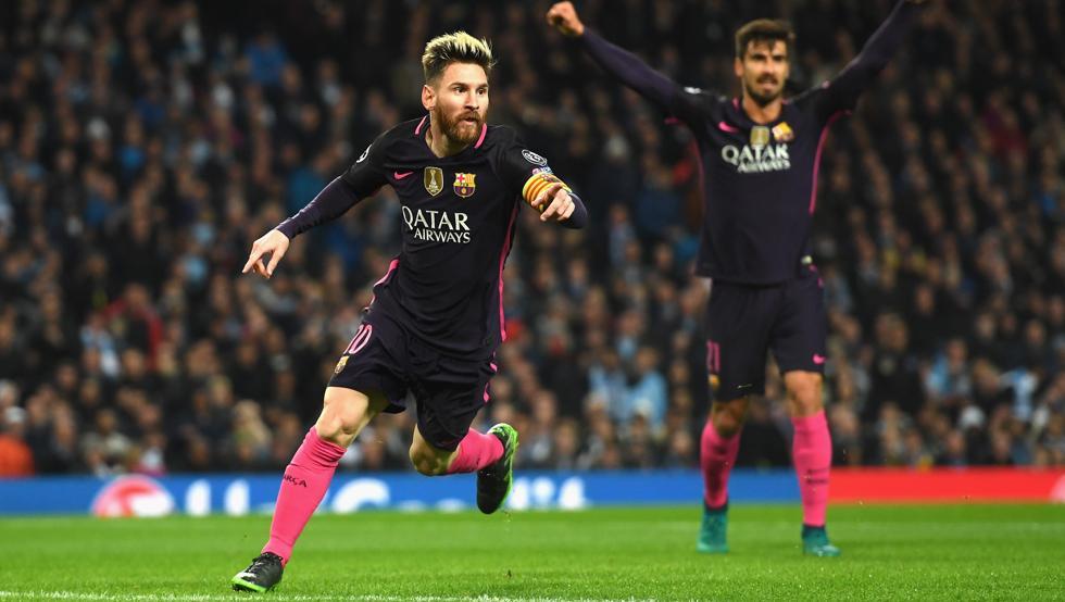 Leo Messi najlepszym strzelcem fazy grupowej Ligi Mistrzów w historii