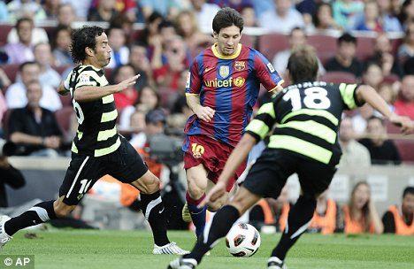 Zapowiedź meczu: Hercules – FC Barcelona