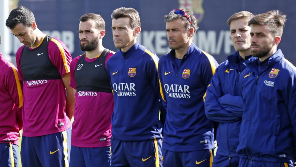 FC Barcelona uczciła pamięć ofiar katastrofy samolotowej