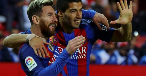 Udana remontada. Sevilla FC – FC Barcelona 1:2