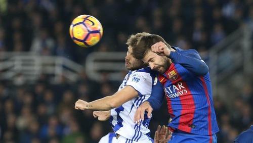 Anoeta wciąż zaklęta. Real Sociedad – FC Barcelona 1:1