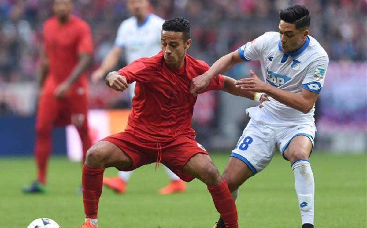 Thiago: Futbol nie kończy się na Barçy