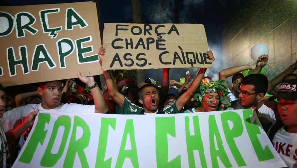 Chapecoense akceptuje zaproszenie Barçy na Puchar Gampera