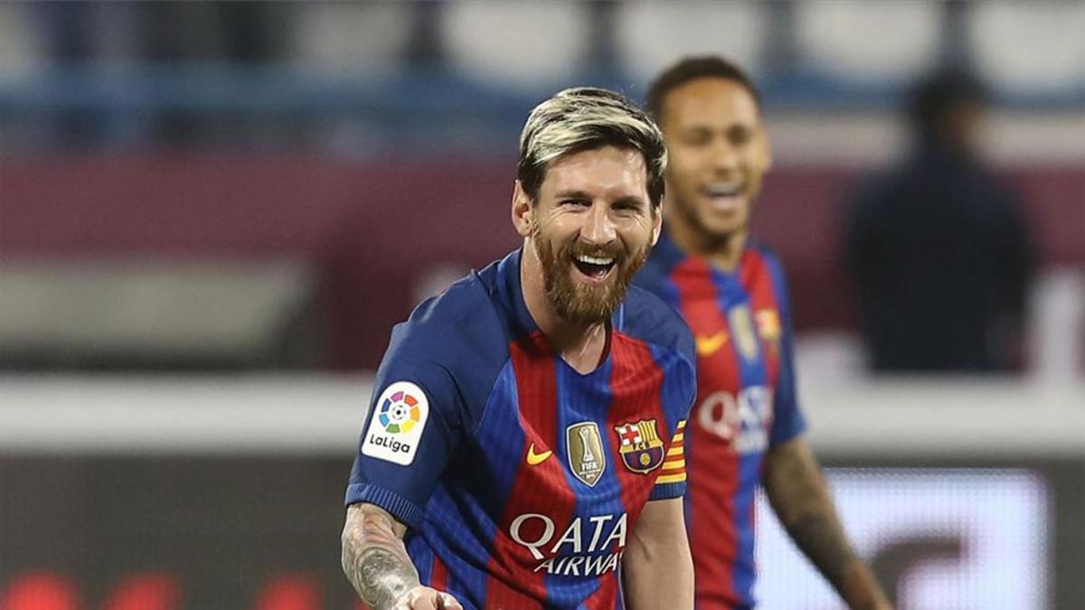 Barça proponuje Messiemu 35 milionów euro za sezon