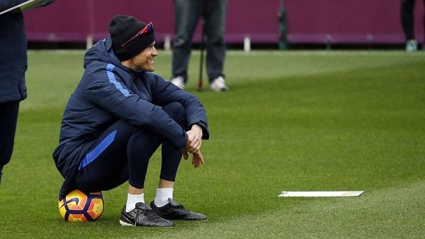 Luis Enrique: Derby to nie jest zwykły mecz