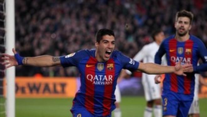 Bartomeu: Przedłużenie kontraktu z Suárezem to świetny prezent świąteczny
