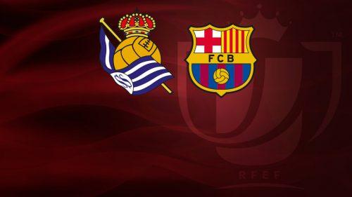 Z Realem Sociedad w kolejnej rundzie Copa del Rey