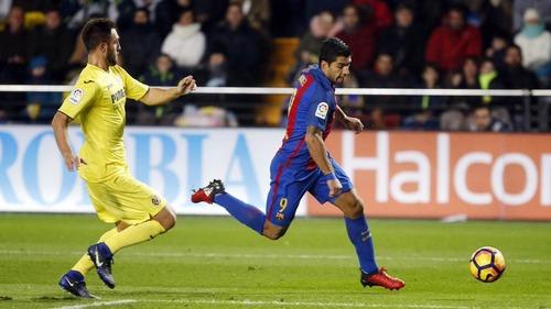 Barça znów gubi punkty. Villarreal CF – FC Barcelona 1:1