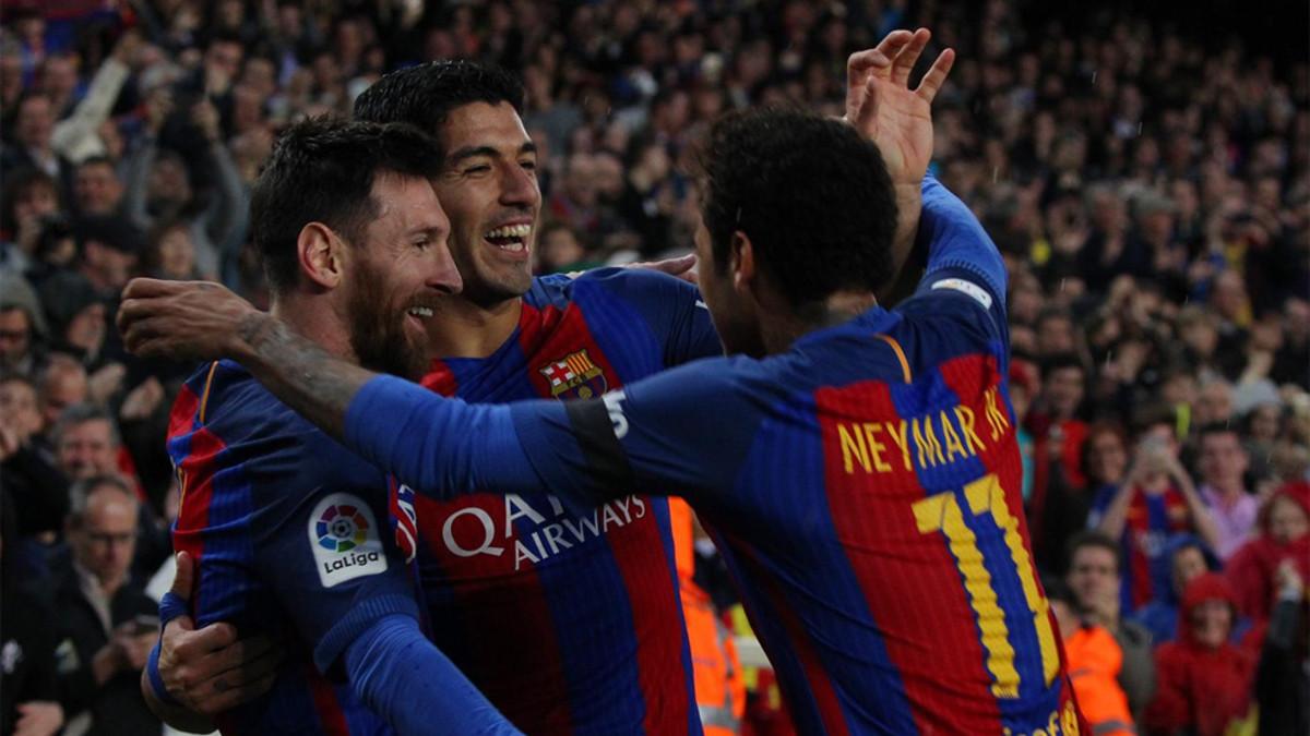 Kiedy Barça gra jak Barça, może osiągnąć wszystko