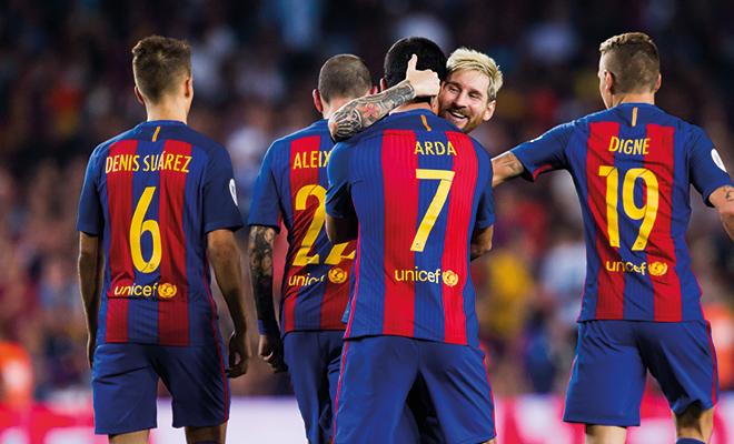 """""""Jakie to szczęście, że istnieje Barcelona"""""""