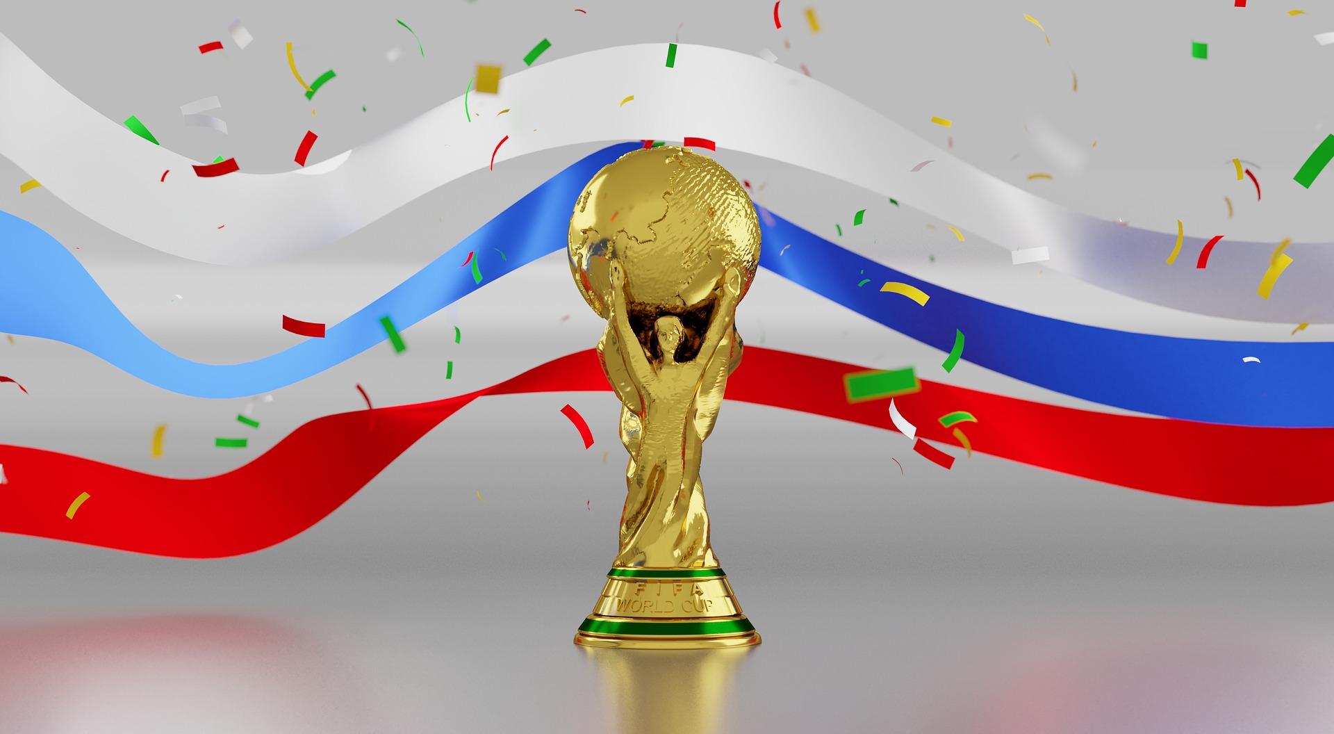 Faworyci Mundialu w Rosji