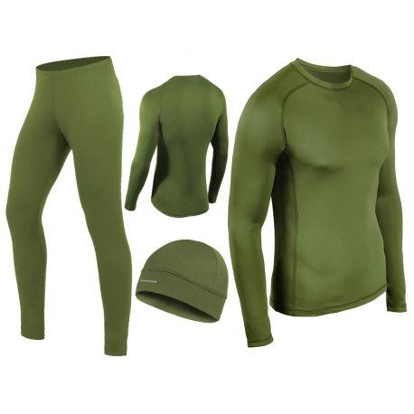 Bielizna termoaktywna Berens – optymalna wentylacja ciała i komfort użytkowania