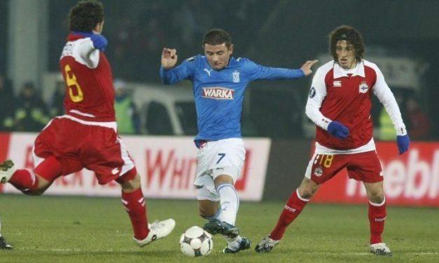 Lech awansował do Ligi Europy. Dani Ramirez na czele Kolejorza.