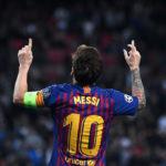 """Lautaro Martinez: """"Mamy nowy, młody zespół. Messi dał z siebie wszystko, a zwycięstwo było możliwe po części dzięki niemu"""""""