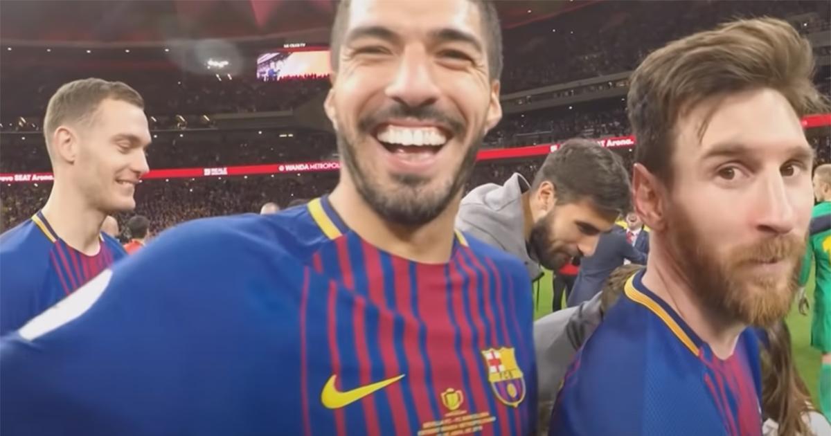 Lionel Messi i Luis Suarez mogą znów ze sobą zagrać. Tym razem spotkają się w Interze Miami w 2022 roku